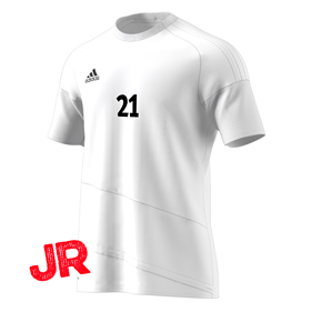 ADIDAS REGISTA 16 JSY JR WHITE/WHITE 116 CL