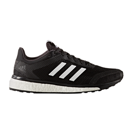ADIDAS RESPONSE RUNNING BLACK MEN´S EUR 45 1/3 - 29 CM