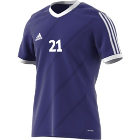 ADIDAS TABELA 14 JSY COLLEGIATE PURPLE/WHITE L