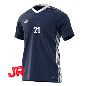 ADIDAS TIRO 17 JSY JR DARK BLUE 128 CL