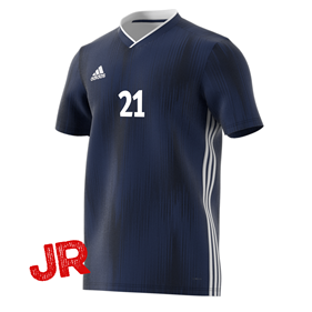 ADIDAS TIRO 19 JR JERSEY DARK BLUE 116 CL