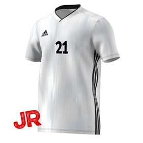 ADIDAS TIRO 19 JR JERSEY WHITE 116 CL