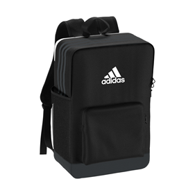 ADIDAS TIRO BACKPACK BLACK/DARK GREY