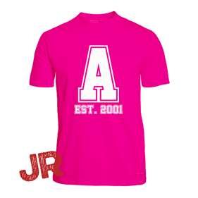 ASSIST A-FUNCTIONAL TEE PINK JR 140 CL