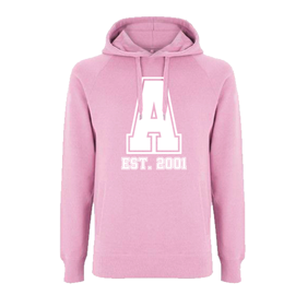 ASSIST A-HOOD CANDY PINK MEN´S UNISEX  S