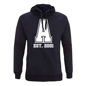 ASSIST A-HOOD NAVY MEN´S UNISEX L