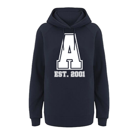 ASSIST A-HOOD NAVY WN´S L