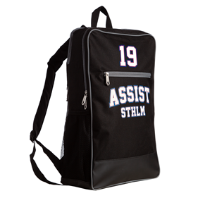 ASSIST BACK PACK BLACK