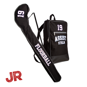 ASSIST STICK-PACK BLACK JR