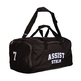 ASSIST TEAMBAG 55 BLACK
