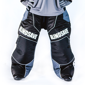 BLINDSAVE GOALIE PANTS BLACK L