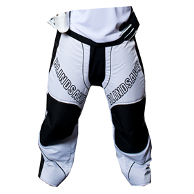BLINDSAVE GOALIE PANTS WHITE L
