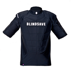 BLINDSAVE PROTECTION VEST SHORT SLEEVE L