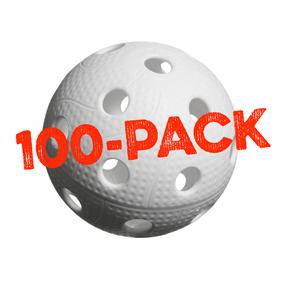 PRECISION SUPER LEAGUE BALL 100-PACK