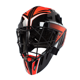 EXEL S100 HELMET BLACK/ORANGE SR