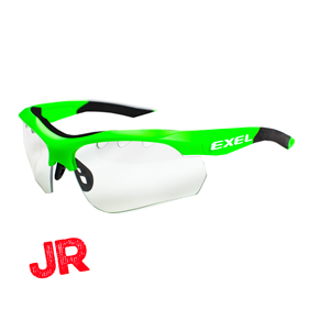 EXEL X100 EYE GUARD JR GREEN