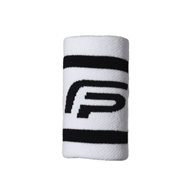 FATPIPE BILLY LONGER WRISTBAND WHITE