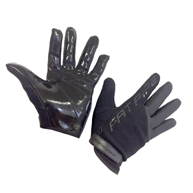 FATPIPE GK-GLOVES BLACK SILICONE L