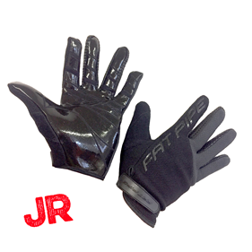 FATPIPE GK-GLOVES JR BLACK SILICONE 140 CL