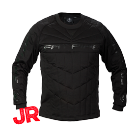 FATPIPE GK-JUNIOR SHIRT BLACK 110/120 CL