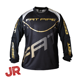 FATPIPE GK-JUNIOR SHIRT BLACK 150 CL