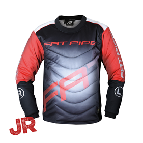 FATPIPE GK-JUNIOR SHIRT BLACK/RED 110/120 CL