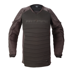 FATPIPE GK-PADDED SHIRT BLACK L