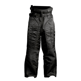 FATPIPE GK-PANTS ALL BLACK XS