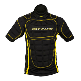FATPIPE GK-PROTECTIVE SHIRT BLACK XS/S