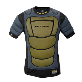 FATPIPE GK-PROTECTIVE SHIRT WITH PORON XRD PADDING M/L