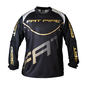 FATPIPE GK-SHIRT BLACK L
