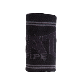 FATPIPE GRIND - LONGER WRISTBAND BLACK