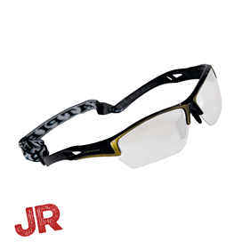 FATPIPE PROTECTIVE EYEWEAR SET JR BLACK/GOLD