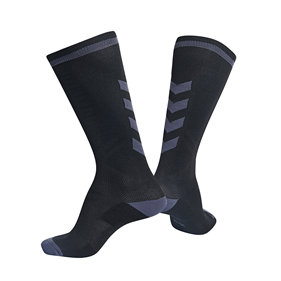 HUMMEL ELITE INDOOR SOCK BLACK HIGH EUR 27/30