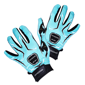 OXDOG TOUR GOALIE GLOVES TIFF BLUE L