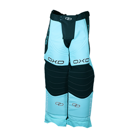 OXDOG TOUR GOALIE PANTS TIFFANY BLUE XL