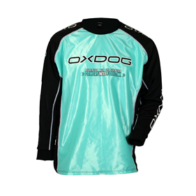 OXDOG TOUR GOALIE SHIRT TIFF BLUE XL