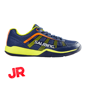 SALMING ADDER JUNIOR BLUE/YELLOW EUR 36 2/3 - 23 CM