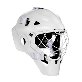 SALMING CARBONX CUSTOM HELMET WHITE