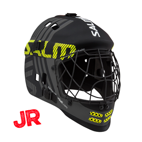 SALMING CORE HELMET BLACK JR