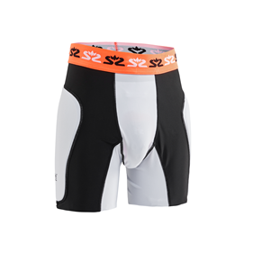 SALMING GOALIE PROTECTIVE SHORTS E-SERIES M