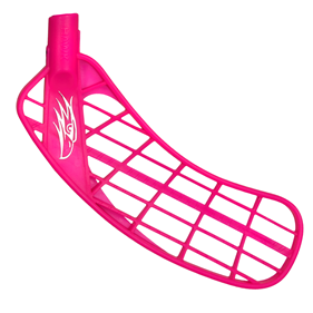 SALMING HAWK MAGENTA, MEDIUM LEFT