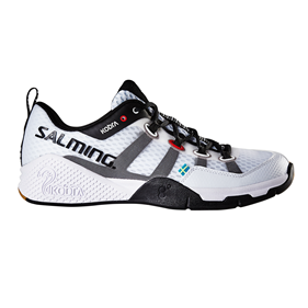 SALMING KOBRA MEN WHITE EUR 40 2/3 - 25.5 CM
