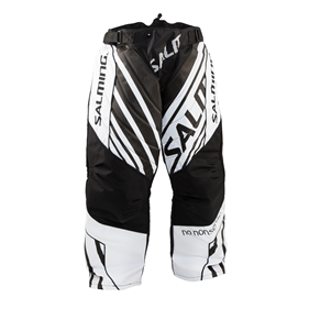 SALMING PHOENIX GOALIE PANT SR BLACK/WHITE S