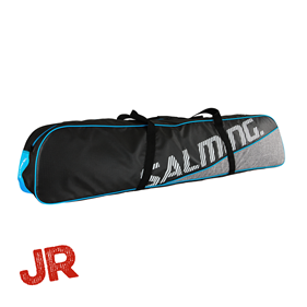 SALMING PRO TOUR TOOLBAG JR BLACK/GREY MELANGE