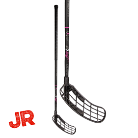 SALMING Q1 KICKZONE KN EDT 32 JR 92CM RIGHT