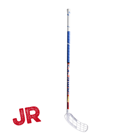 SALMING Q1 X-SHAFT KZ TC 3° 32 JR 87CM RIGHT