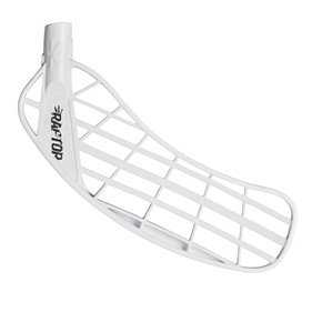 SALMING RAPTOR BIO POWER WHITE LEFT