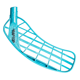 SALMING RAPTOR TOUCH LAGUNA BLUE LEFT