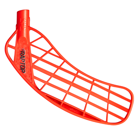 SALMING RAPTOR TOUCH PLUS FLAME RED LEFT